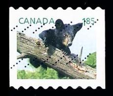 Canada (Scott No.2607 - Enfant De La Faune / Wildlife's Babys) (o) Bande / Coil - 1952-.... Règne D'Elizabeth II
