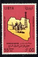 APR1318 - LIBIA LYBIA 1968 , Yvert  N. 317  ***  MNH . (2380A) - Libia