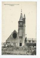 CPA - NEUVILLE ST SAINT VAAST - L'Eglise - Autres Communes