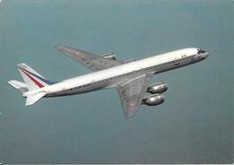 CPA-1960-ARMEE DE L AIR-AVION DE TRANSPORT-DC8-7 2--TBE - 1946-....: Modern Era