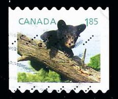 Canada (Scott No.2610 - Enfant De La Faune / Wildlife's Babys) (o) De Carnet / From BK - 1952-.... Règne D'Elizabeth II