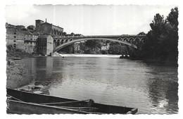 Gaillac Barques Vue Sur Le Tarn Et Le Pont - Gaillac