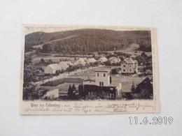 Gruss Aus Falkenberg I. Mark. (30 - 7 - 1901) - Falkenberg (Mark)