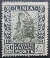 LIBYE N°51 Oblitéré - Libye