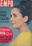 (pagine-pages)LIZ TAYLOR  Tempo1963/37. - Autres