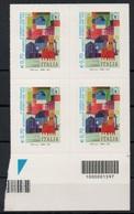 Italia - Repubblica 2014 - Turismo, Manifesto Storico ENT Del 1963, Nuovo Quartina Con Codice A Barre - 6. 1946-.. Republic