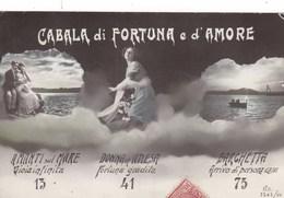 Italie - Cabala Di Fortuna E D'amore - Italia
