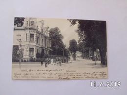 Lübeck. - Mühlenbrücke. (23 - 10 - 1905) - Luebeck