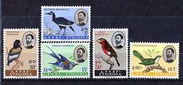 Etiopía 1962. Yvert 388-92 ** MNH. - Etiopia