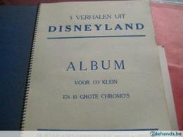1 Full Compl Set 133 Small & 10 Big, 5 Stories Disneyland, De Beukelaer, Peter &  Wolf, Donkey,album C1950 SPLENDID - Chocolat