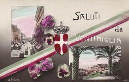 Italie - Saluti Da Ventimiglia - Italia