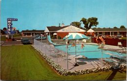 Wisconsin Green Bay Valley Motel 1974 - Green Bay