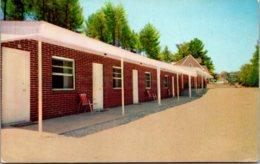 Virginia Hillsville Knob Hill Motor Court 1960