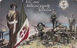 Italie - Gli Eroi Bella Più Grande Italia - Italia