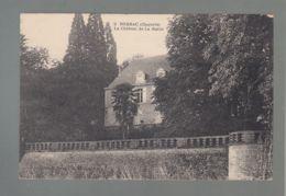 CPA (16) Nersac - Château De La Mothe - France