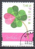 Poland  2009 - Love  - Mi.4412 - Used - 1944-.... Republic
