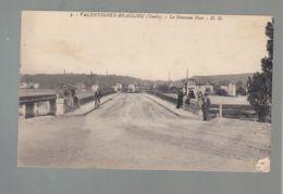 CPA (25) Valentigney-Beaulieu - Nouveau Pont - Valentigney