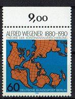 *Berlin 1980 // Mi. 616 ** - Geographie