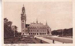 DEN HAAG. VREDESPALEIS. W & S WEENEK & SNEL. CPA CIRCA 1910's - BLEUP - Den Haag ('s-Gravenhage)