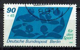 *Berlin 1980 // Mi. 623 O - Wasserball