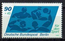 *Berlin 1980 // Mi. 623 ** - Wasserball