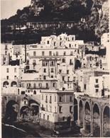 ATRANI 1926 Photo Amateur Format Environ 7,5 Cm X 5,5 Cm SICILE SICILIA - Luoghi