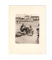 FO--00136-- FOTO ORIGINALE - MOTO GUZZI MODELLO NON IDENTIFICATO CON MECCANICI - Other