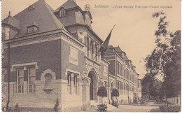 Jodoigne L'Ecole Normale Provinciale Façade Principale JB3 - Jodoigne