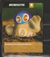 # ESSELUNGA SUPER FOODIES - RICRESCITA - Carte Da Gioco