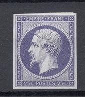 FRANCE 1853 Michel 14 PROOF (*) - 1853-1860 Napoléon III