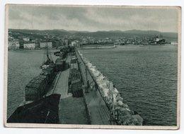 1946 YUGOSLAVIA, CROATIA, RIJEKA, FIUME AND SUSAK, NEIGHBOURING PORTS, SENT TO BELGRADE, SERBIA - Yugoslavia