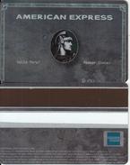 USA - American Express(brown), Sample - Geldkarten (Ablauf Min. 10 Jahre)