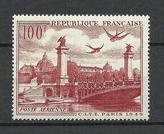 FRANCE 1949 Michel 856 Eilmarke * - Frankreich