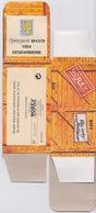 Boite Norev (hachette) VOITURE GENDARMERIE PEUGEOT 2203 - 1954 - Accessori