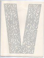 Epreuve D'Artiste -1965-REIMS-PARIS-NICE--Victoire-Déportés--Encart Philatélique N°295/3000-gravures Cl.Durrens.J.Combat - Epreuves D'artistes