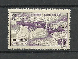 FRANCE 1934 Michel 294 Flugzeug Air Plane Berliot * - Ungebraucht
