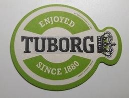Beer Coaster TUBORG Brewery - Sous-bocks