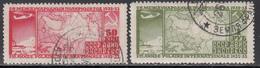 1932   Michel Nº  410 / 411 - 1923-1991 UdSSR