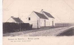 WATERLOO. MAISON LACOSTE. RENE BERGER EDIT. VINTAGE VIEW CPA CIRCA 1904's - BLEUP - Waterloo