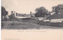 WATERLOO. VERGER DE LA FERME D'HOUGOUMONT. WILHEIM HOFFMAN EDIT. VINTAGE VIEW CPA CIRCA 1904's - BLEUP - Waterloo