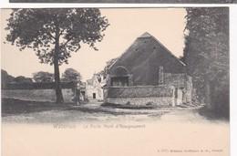 WATERLOO. LA PORTE NORD D'HOUGOMOUNT. WILHEIM HOFFMAN EDIT. VINTAGE VIEW CPA CIRCA 1904's - BLEUP - Waterloo