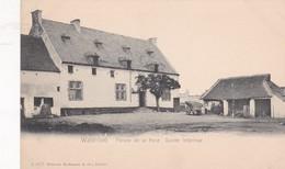 WATERLOO. FERME DE LA HAIE SAINTE INTERIEUR. WILHEIM HOFFMAN EDIT. VINTAGE VIEW CPA CIRCA 1904's - BLEUP - Waterloo