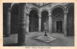 FIRENZE - Palazzo Vecchio (il Cortile) - Firenze (Florence)