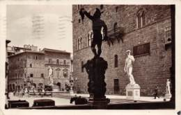 FIRENZE - Piazza Della Signoria - Firenze (Florence)