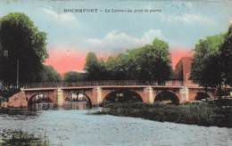 ROCHEFORT - La Lomme Au Pont De Pierre - Rochefort