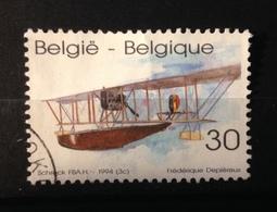 Belgium. 1994- Airplane. Schreck FBA.H.Used - Belgio