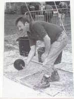 MONTRICHARD (41) - SEPTEMBRE 1994 - FETE DES BUCHERONS - JOUEUR DE BOURLE - ETAT NEUF - Montrichard