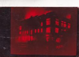 RARE CPA PLACE A IDENTIFIER INCENDIO FIRE INCENDIE. RFC. VINTAGE CIRCA 1930's - BLEUP - Catastrophes