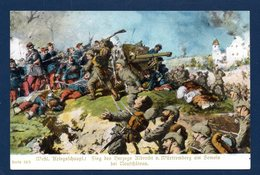 Bataille De Neufchâteau Sur La Semois (août 1914). Victoire De Albert De Wurtemberg Sur Les Divisions D'Inf. Coloniale - Guerre 1914-18