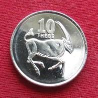 Botswana 10 Thebe 1998 KM# 27 *V2  Botsuana - Botswana